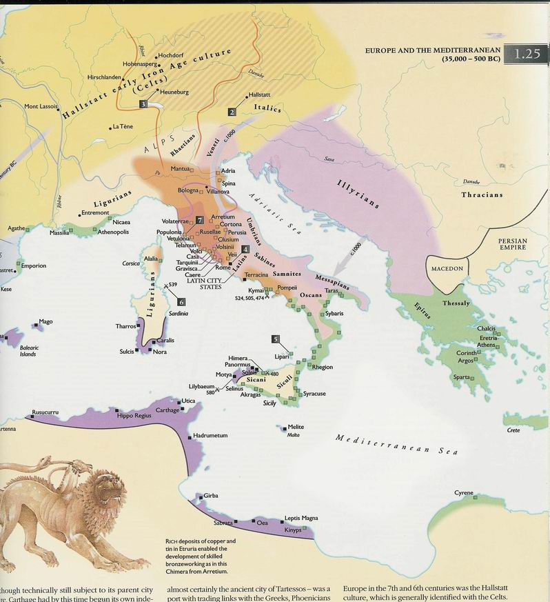 Ancient Illyrians